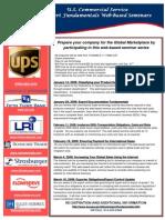 Export Fundamentals - Webinar Announcement