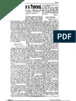1908 August ,Serbian Newspaper Politika