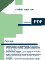 4-Variabile statistice