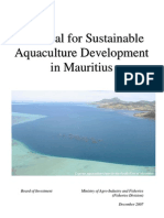 Aquaculture Opportunities