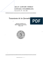 TODO SOBRE QUEMADURAS