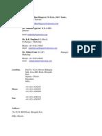 Mysore Companies List