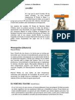 Lectures 3r Trimestre 2012