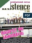 EXISTENCE 2/2012 Anarchistická revue