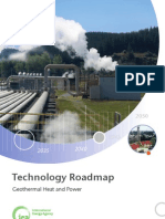 Geothermal Roadmap