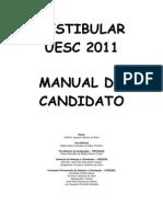 Manual Candidato-2011 UESC