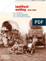 manifest destiny text