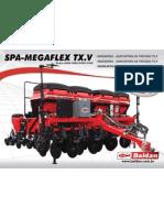 Folheto - Spa Mega Flex TX.V