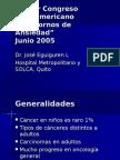 Ansiedad en Oncología Infantil