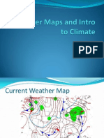 Weather Maps and Intro to Climate