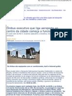 Onibus - Brasilia