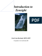 An Introduction to Zensight