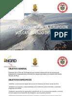 Plan de Contingencia Erupción Volcan Nevado Del Ruiz - UNGRD