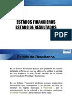 2. Estados Financieros - Edo de Result a Dos