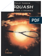 Philip Yarrow-Squash-Lépések a sikerhez
