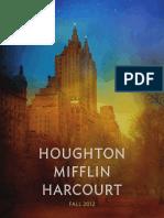 HMH Catalog Fall12