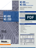 NC200 NC100 Spanish