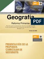 Presentación GeografÃ-a RIEB