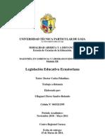 legislación_ educativa