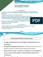 1 Report Nuovo Modello Formativo