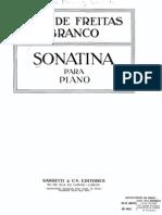 Luis de Freitas Branco - Sonatina