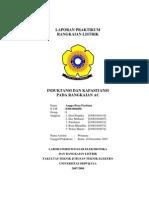 Laporan Praktikum IV - Induktansi Dan Kapasitansi Pada Rangkaian AC