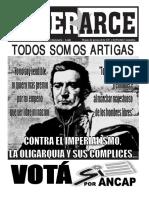 Periódico Liberarce octubre - diciembre 2003