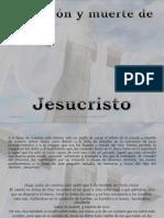 La pasión y muerte de Cristo