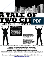 A Tale of Two Cities - Flyer 1