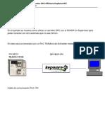 821 Scada Cx Superviso Con Servidor Opc Kepware Kepserverex