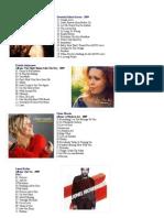 2009 - Música nueva