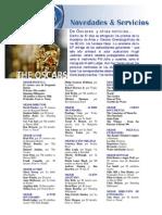 2009 Cine - De Óscares  y otras noticias