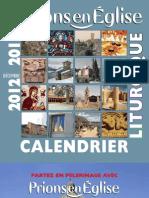 Cal Liturgique 2011 2012