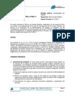 Respuesta Consejo de Transparencia - Caso Zapallar > C1495-11 Decision Web