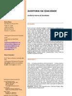 Auditoria Da Qualidade Trabalho 15-02012. 25-02.