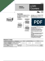 Panasonics Counter