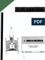 Projeto Mecanico Fornos