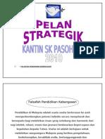 Pelan Strategik Kantin Pasoh 4