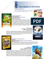 Cine para niños