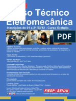 Tecnico Eletromecanica - Cartaz 297 x 420 1-SEMESTRE-2012 - CT