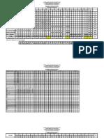 Matricula Oficial 2008-2009