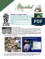 Navidad 2009 - Catálogo Música para regalar Nº 1