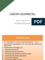 Cancer Color Rectal