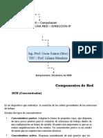 Componentes de Una Red -IP