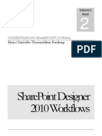Share Point Designer 2010 Workflows Preview