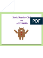 Book Reader Club on ANDROID 2nd Review