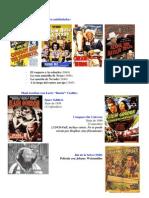 Viejas Películas y seriales de Matinée