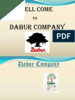Dabur Company Marketing PPT  Mba