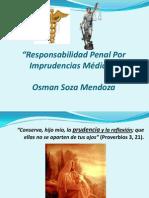 Responsabilidad Penal x Imprudencias Médicas. Osman