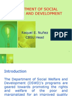 DSWD Programs and Services